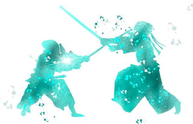 夢で剣道の試合をする